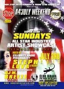 SUPER STAR SUNDAYS ARTIST SHOWCASE JULY 3RD @ CLUB IGUANA NYC HOSTED BY STEPH LOVA PT # 1