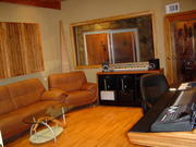BROWN SUGAR RECORDING STUDIO WITH CANDY LOUNGE WINNER NYRAINE BRONX NY