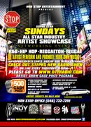SUPER STAR SUNDAYS ARTIST SHOWCASE AUG 14TH @ CLUB IGUANA NYC HOSTED BY STEPH LOVA PT # 2