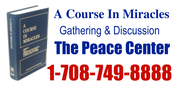 A Chicago weekly ACIM Group Gathering