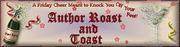 **New - Author Roast and Toast**