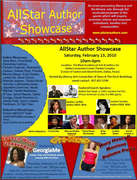 Allstar Author Showcase