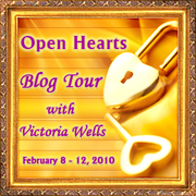Open Hearts Blog Tour with Victoria Wells