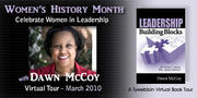 Women's History Month Blog Tour