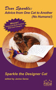 Giveaway: Dear Sparkle (book written by a cat)