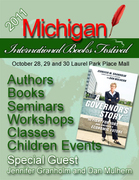 2011 MICHIGAN INTERNATIONAL BOOKS FESTIVAL