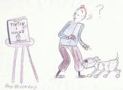 Teckna Tintin
