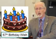 Help Celebrate Dan Bassill's 67th Birthday