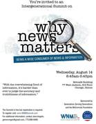 Intergenerational Summit on Why News Matters