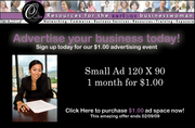 $1 Advertising Special