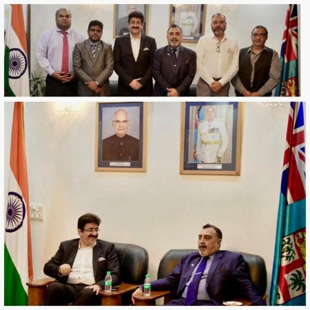 Fiji-India Relationship to Strengthen Further