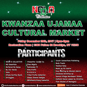 NOLA D COLLECTIVE PRESENTS A COMMUNITY CELEBRATION OF KWANZAA