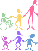 Art & Handicraft exhibition of Disabled persons