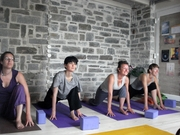 YOGA classes - Tsoukalia Yoga Shala -Paros-Irana Ji An