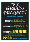3-day Music event at The Green Project Bar