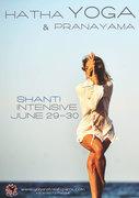 Hatha Yoga & Pranayama Intensive