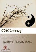 Qi Gong Classes with  Master teacher Dimitris Antoniou