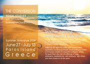 The Conversion Yoga Teacher Training with Konstantinos Charantiniotis and Tara Judelle