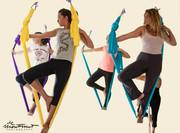 Aerial Yoga Workshop @ Yoga Shala Paros with Tyffani Kyriakoulis