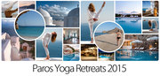 Paros Yoga Retreats 2015 Revitalize