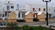 """Δραστηριότητες στο """"Χριστουγεννιάτικο Χωριό"""" στη Νάουσα / Activities at the Christmas Village in Naoussa"""