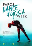 Paros Dance & Yoga Week / Εβδομάδα Χορού & Γιόγκα