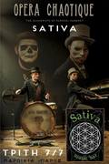 Opera Chaotique at Sativa Music Bar