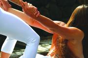 Yoga and Ayurvedic Yoga massage