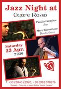 Jazz Night at Cuore Rosso