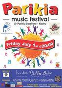 Parikia Music Festival