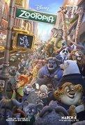 """Cine Rex: """"Zootropolis"""""""