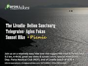 The Livadia- Delion Sanctuary- Agios Fokas Sunset Hike