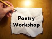 Poetry Workshop @ Parea Café every Thursday
