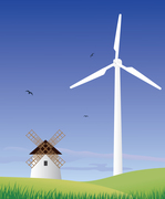 Meeting to inform about wind farm / Ενημέρωση για τις ανεμογεννήτριες