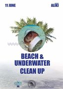 Beach & Underwater Clean up