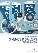 "Nikos Zappas Exhibition ""Sirenes & Sailors"""