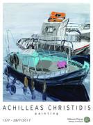 Achilleas Christidis | Painting Exhibition