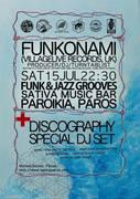 Funkonami Dj Set at Sativa Music Bar