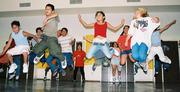 Children's Theater Dance Program