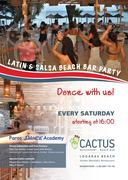 Dance with us: Latin partyyyy!