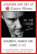 """Lounge Live Set"" at Cuore Rosso"
