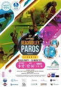 20th Paros Beach Volley Tournament