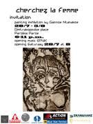 """""""Cherchez la Femme"""" Painting Exhibition"""
