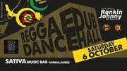 Reggae Dub Dancehall at Sativa Music Bar