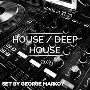 Deep-House DJ Set at Sativa Music Bar