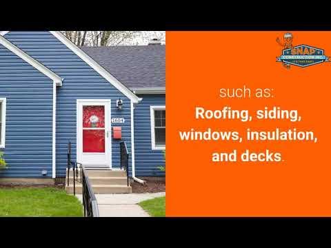 Roofers Minneapolis MN | snapconstruction.com |call 6123337627
