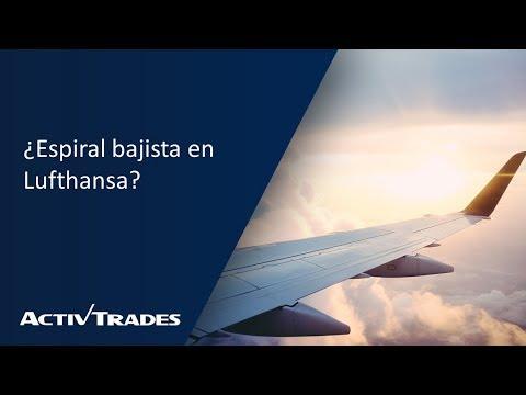 Video Análisis: ¿Espiral bajista en Lufthansa?