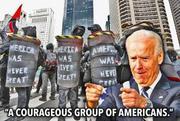 Joe's Feelings About Antifa