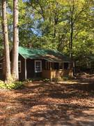 Cabins for Rent-Retreat Setting in Black Mountain