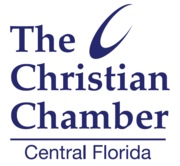 Central Florida Christian Chamber Business-Building Lunch